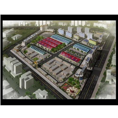 呼和浩特市保全农贸市场1.899mw光电建筑应用国家示范项目