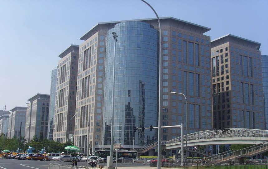 北京东方广场