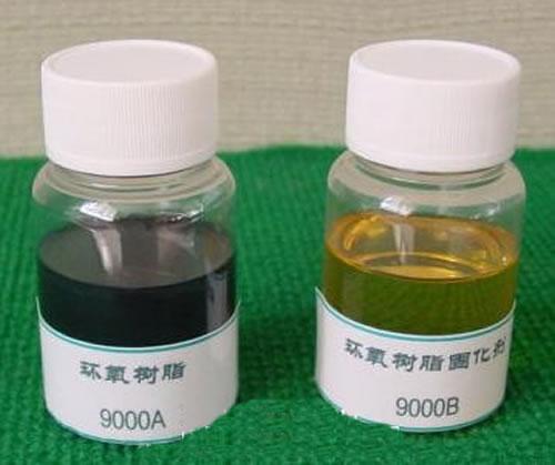 环氧树脂的分子结构是以分子链中含有活泼的环氧基团